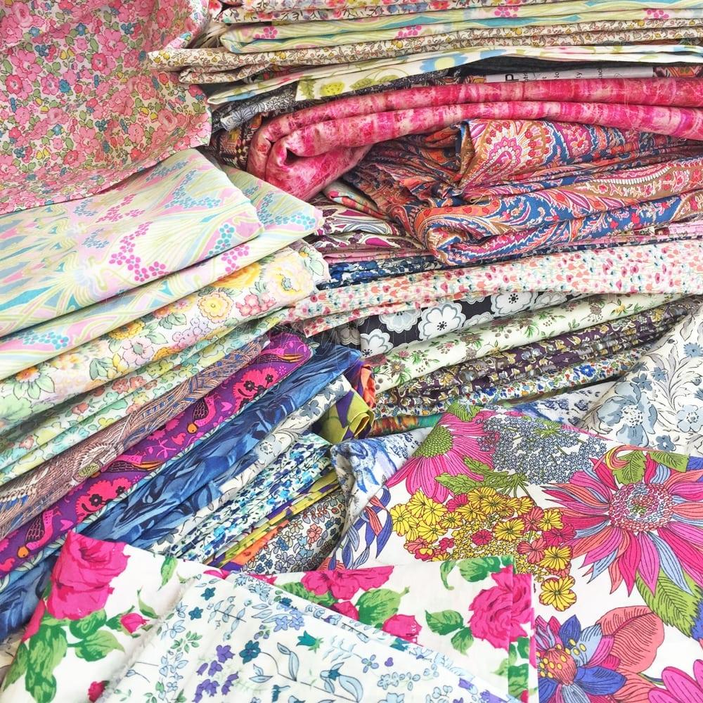 Liberty Fabric Sale