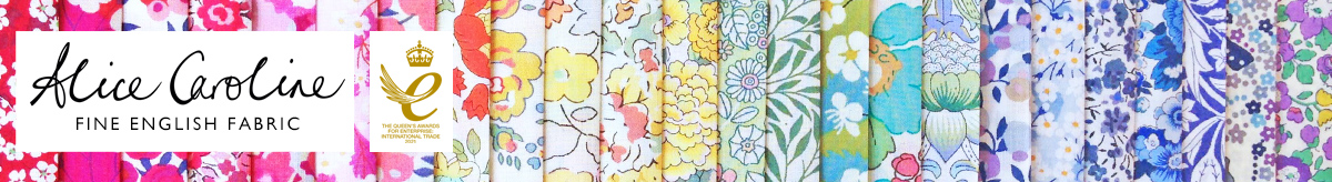 Alice Caroline – Liberty fabric, patterns, kits and more – Liberty of London fabric online