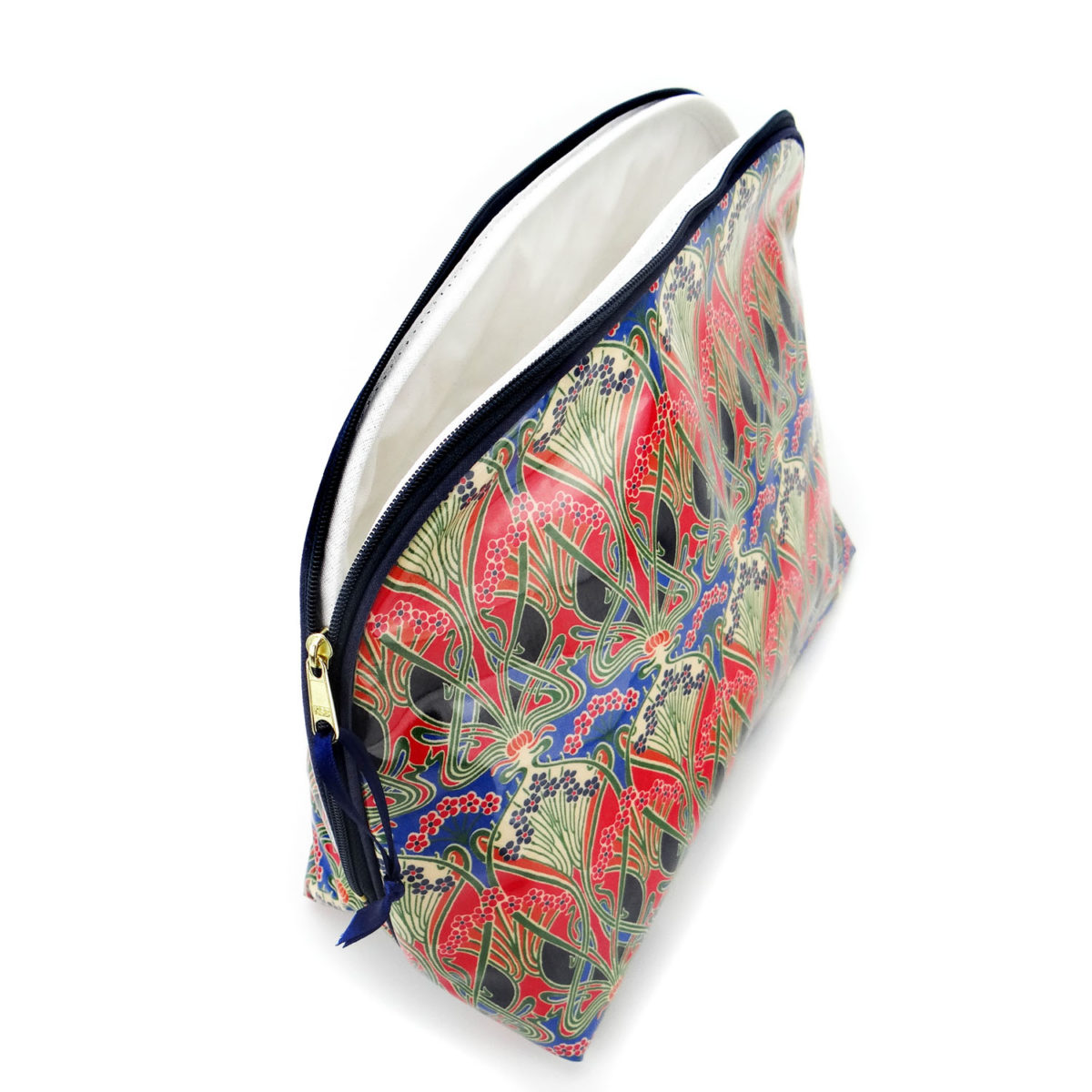 3c99dc8bc6e6 Large Round Top Wash Bag Ianthe Classic - Alice Caroline - Liberty ...