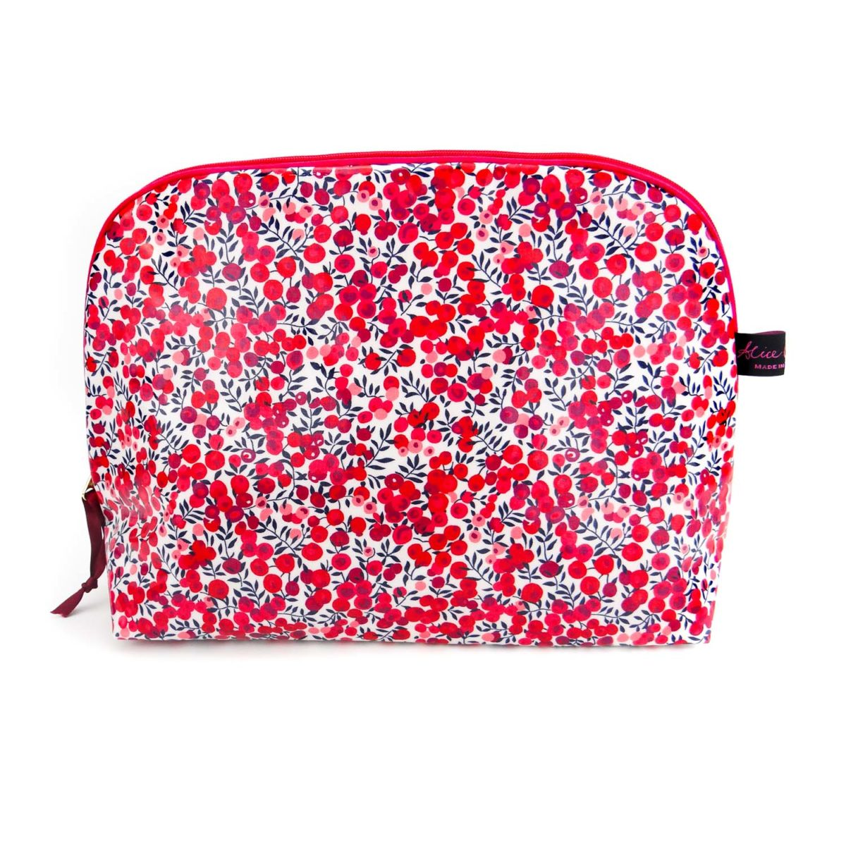 9e8c06073bf7 Large Round Top Wash Bag Archives - Alice Caroline - Liberty fabric ...