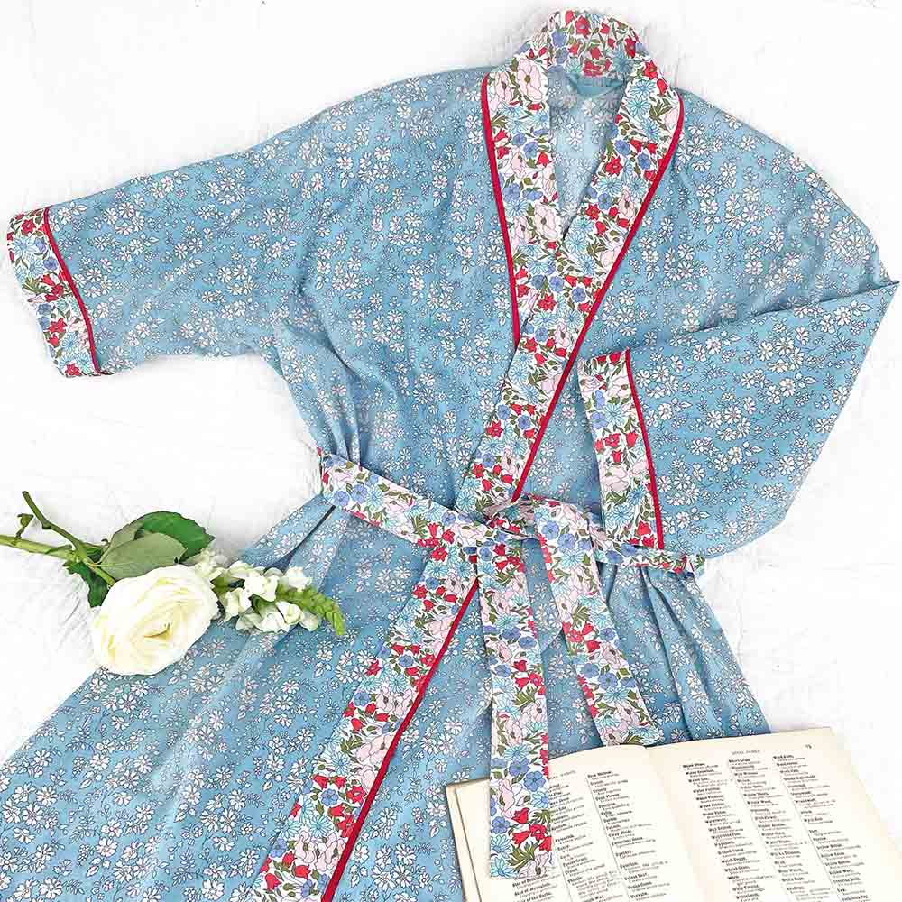 Gorgeous Liberty Dressing Gown