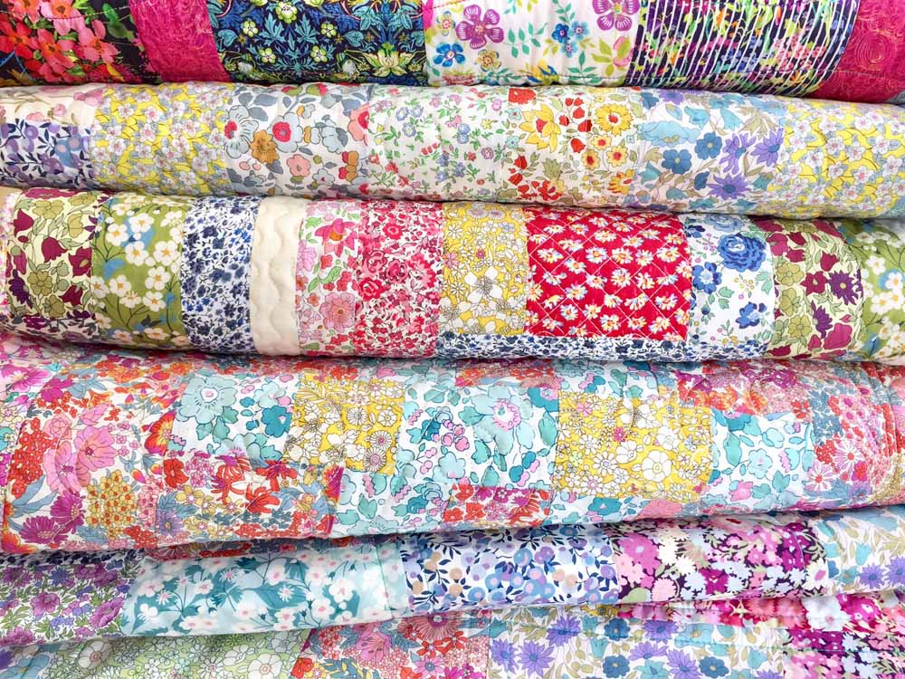 Amazing quilts - stack