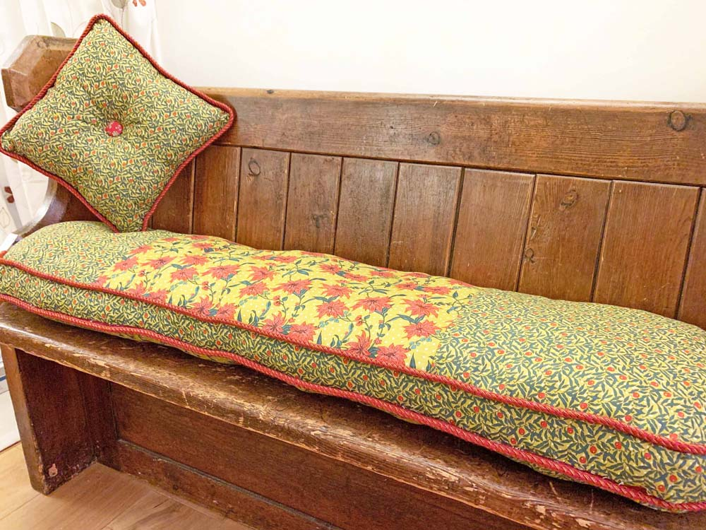Beautiful Bench Cushions