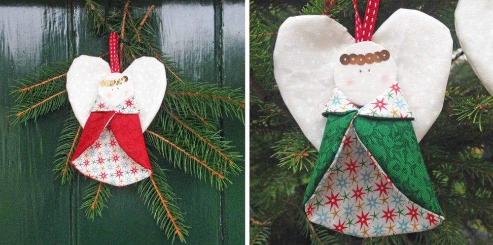 Liberty Christmas Angels