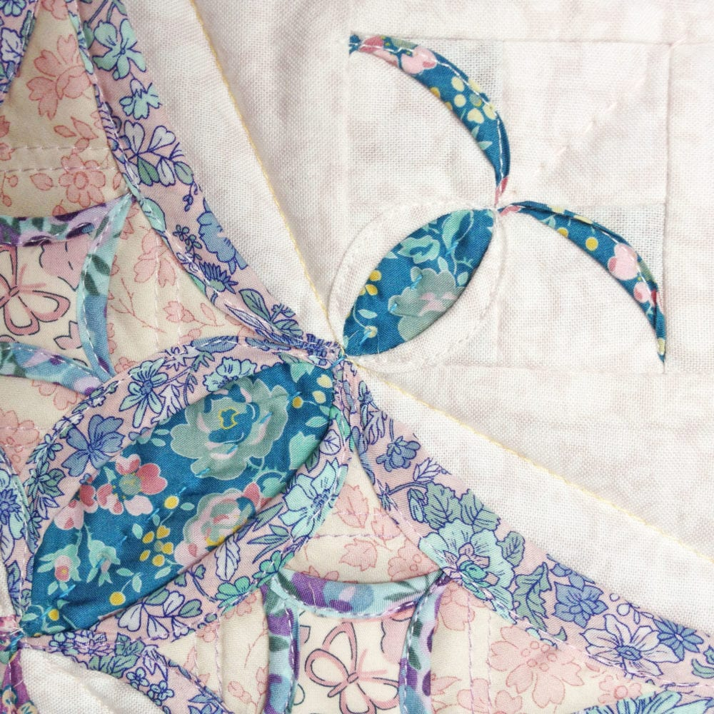 Liberty Butterfly Notre-Dame Quilt