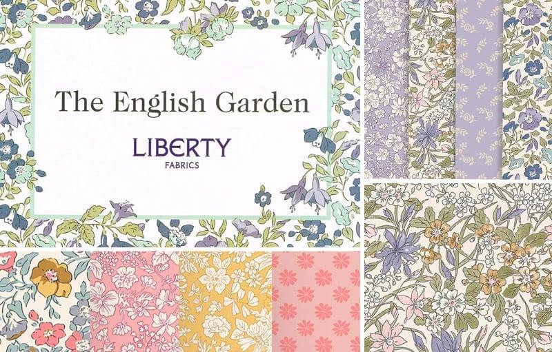 New Liberty Quilting Fabrics