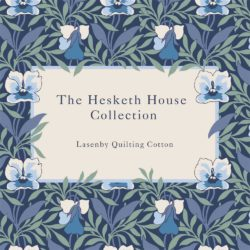 The Hesketh House Quilting Fabrics