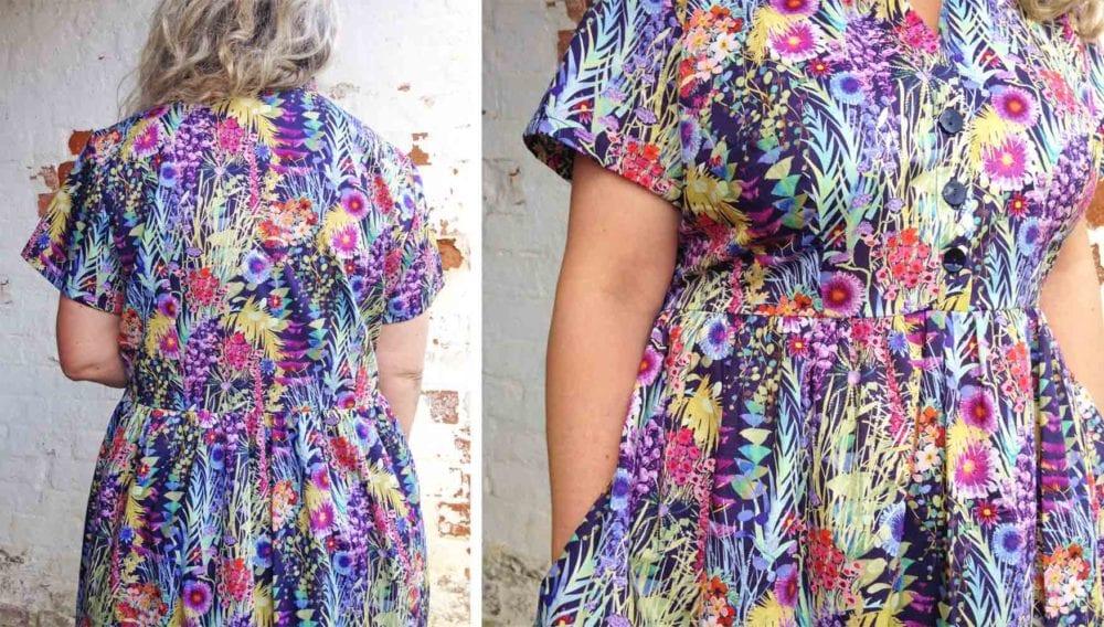 Tresco Evening Liberty Dress