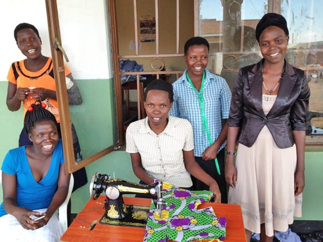 Sewing Skills in Uganda