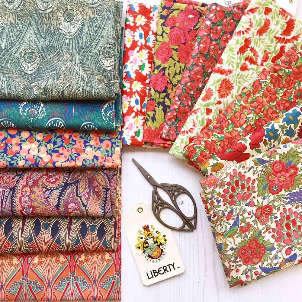 Vintage Liberty Fabrics