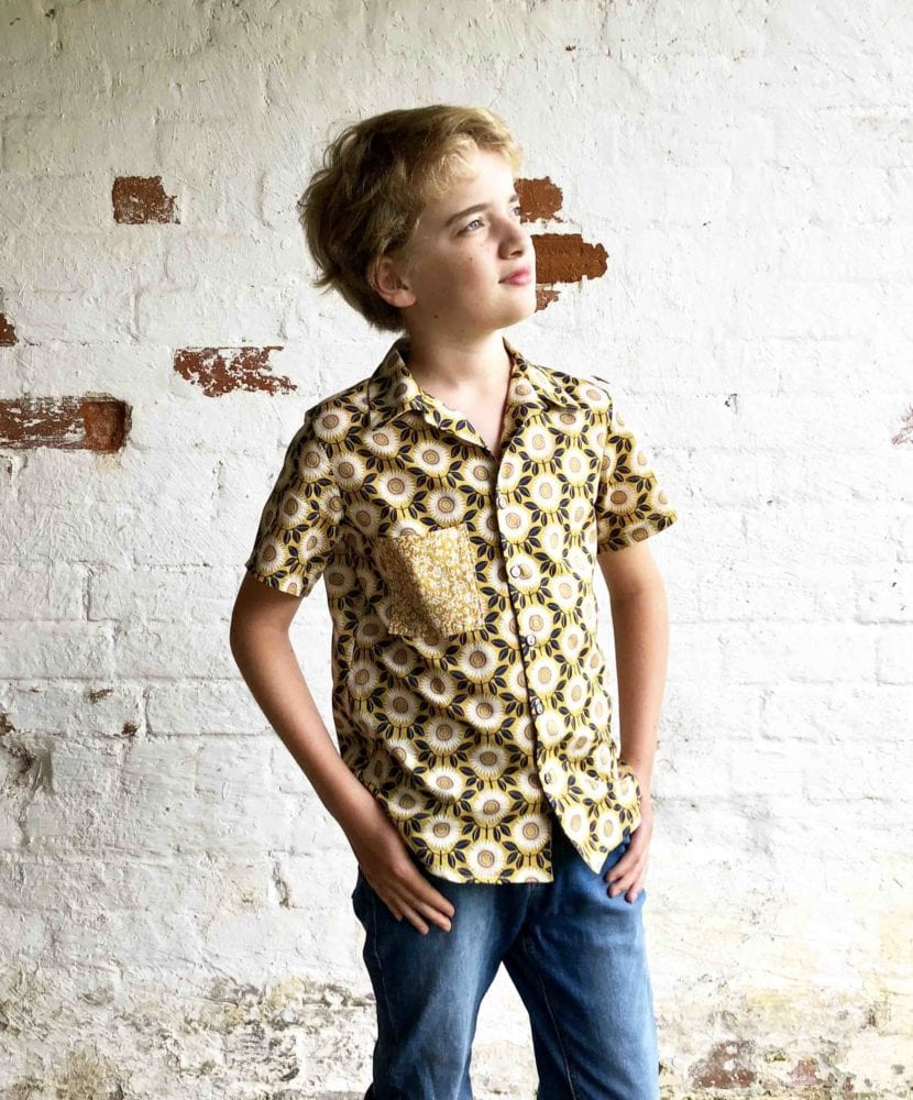 Boys Liberty Shirt