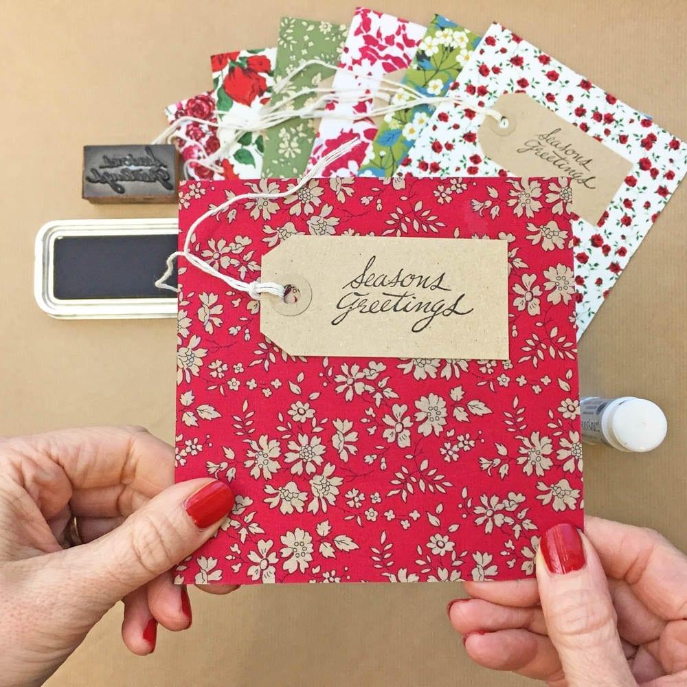 Liberty Christmas Cards
