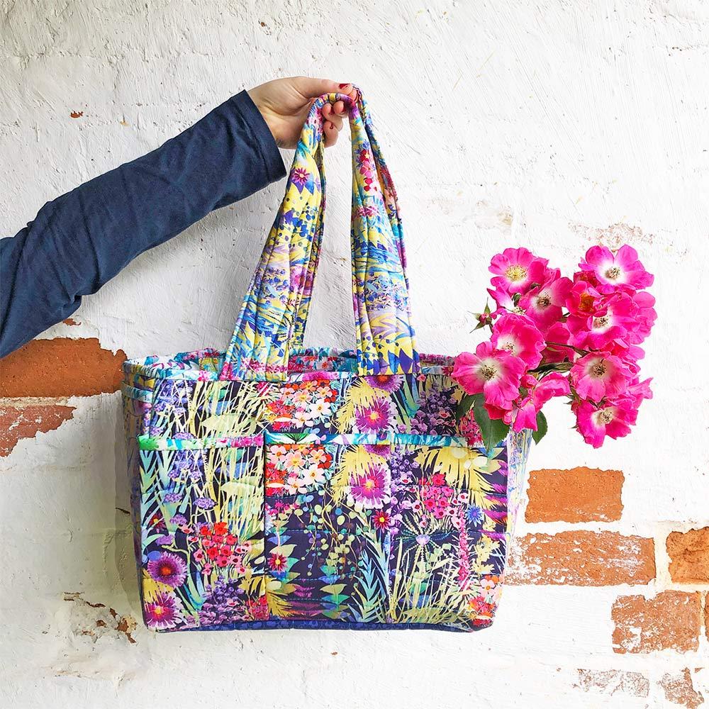 Beautiful Liberty Sewing Bag