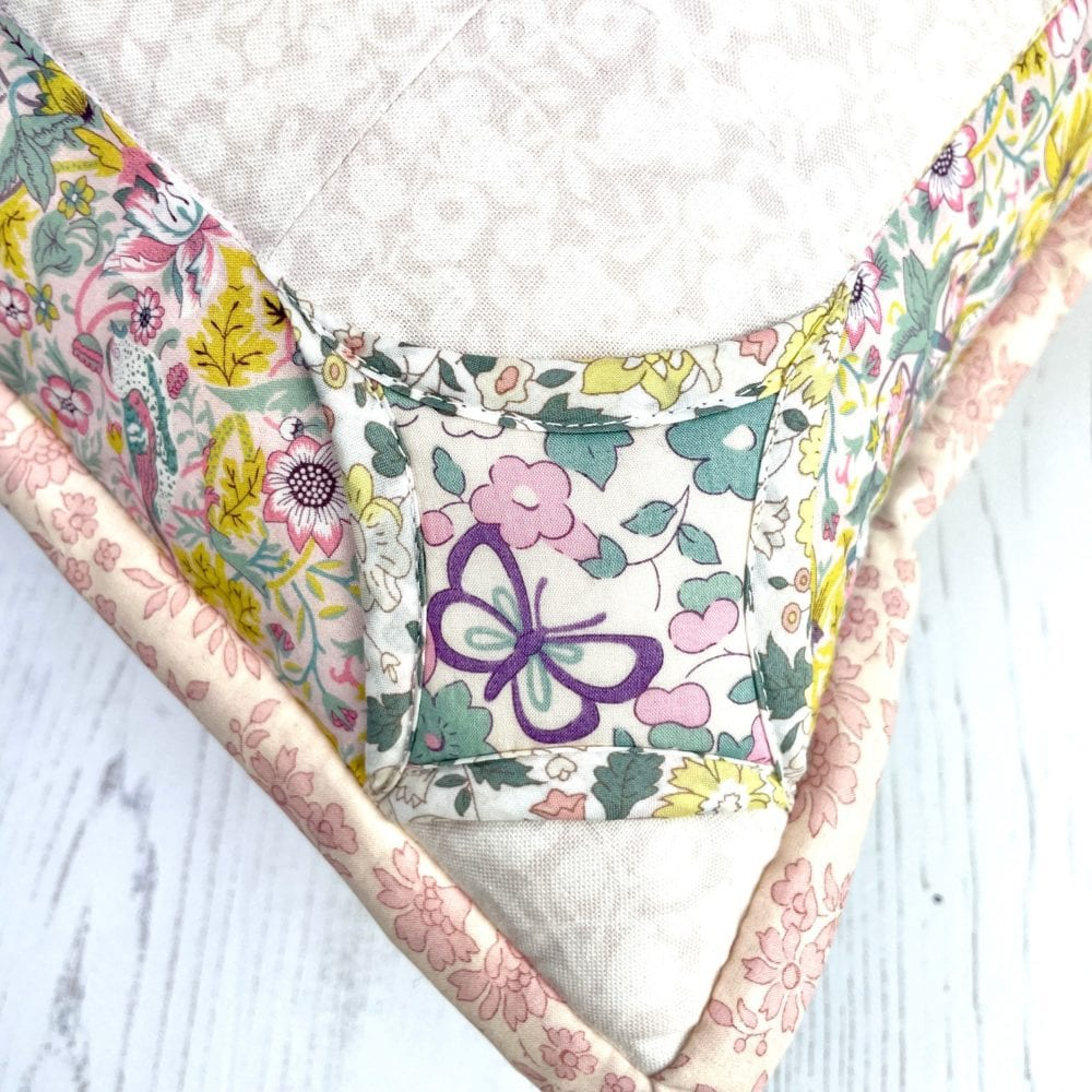 Butterfly Notre-Dame Cushion