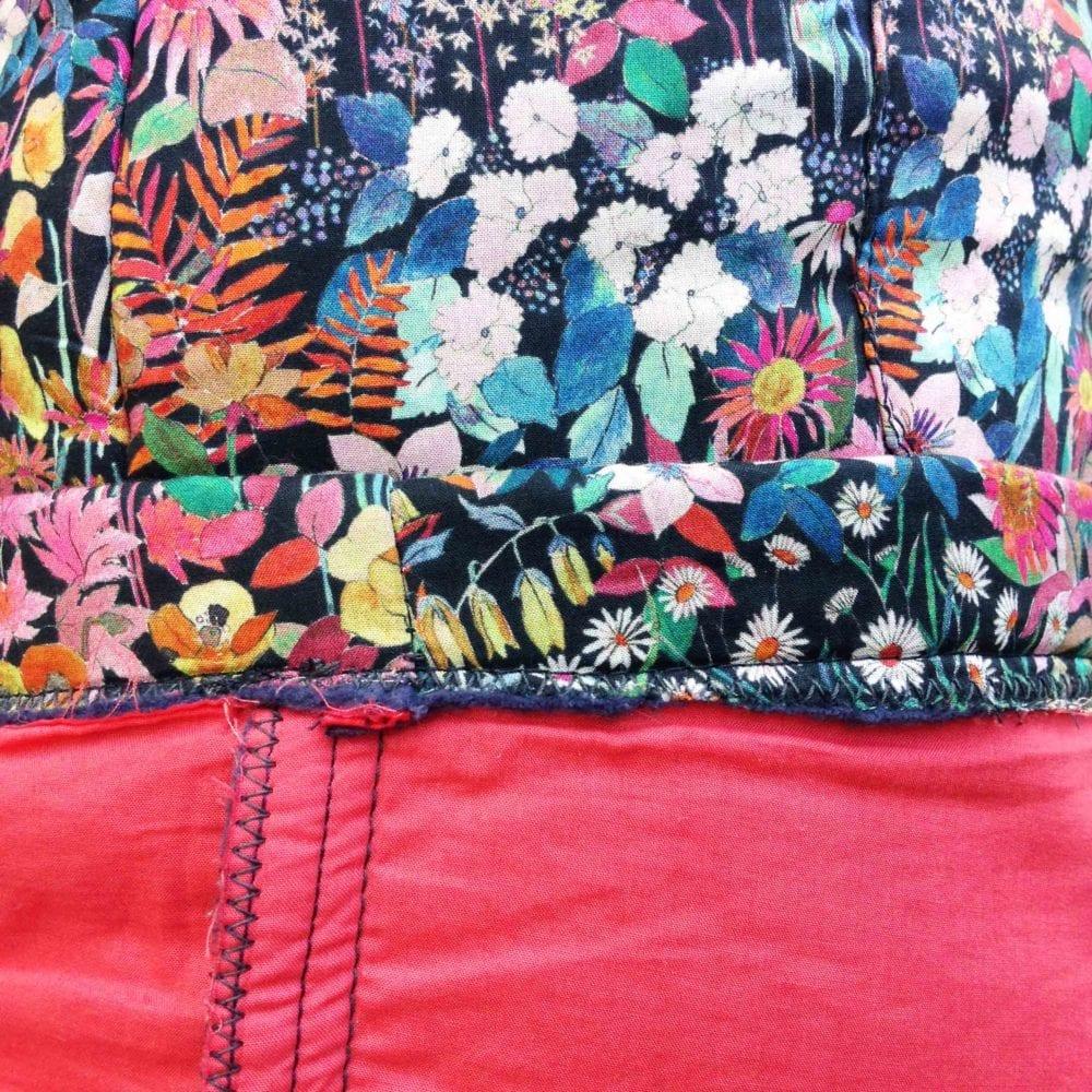 Floral Liberty Dress