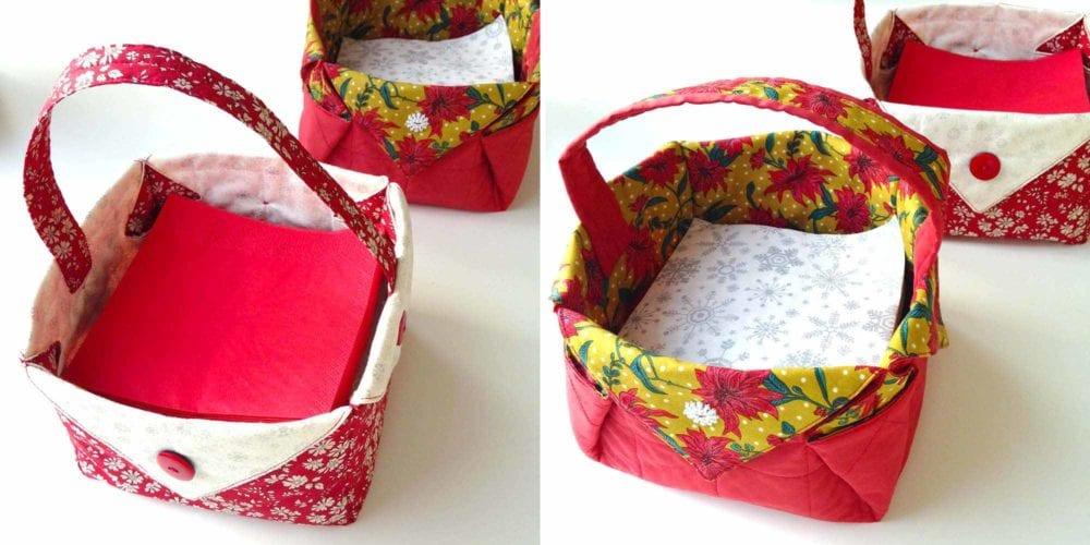 Liberty Christmas Baskets