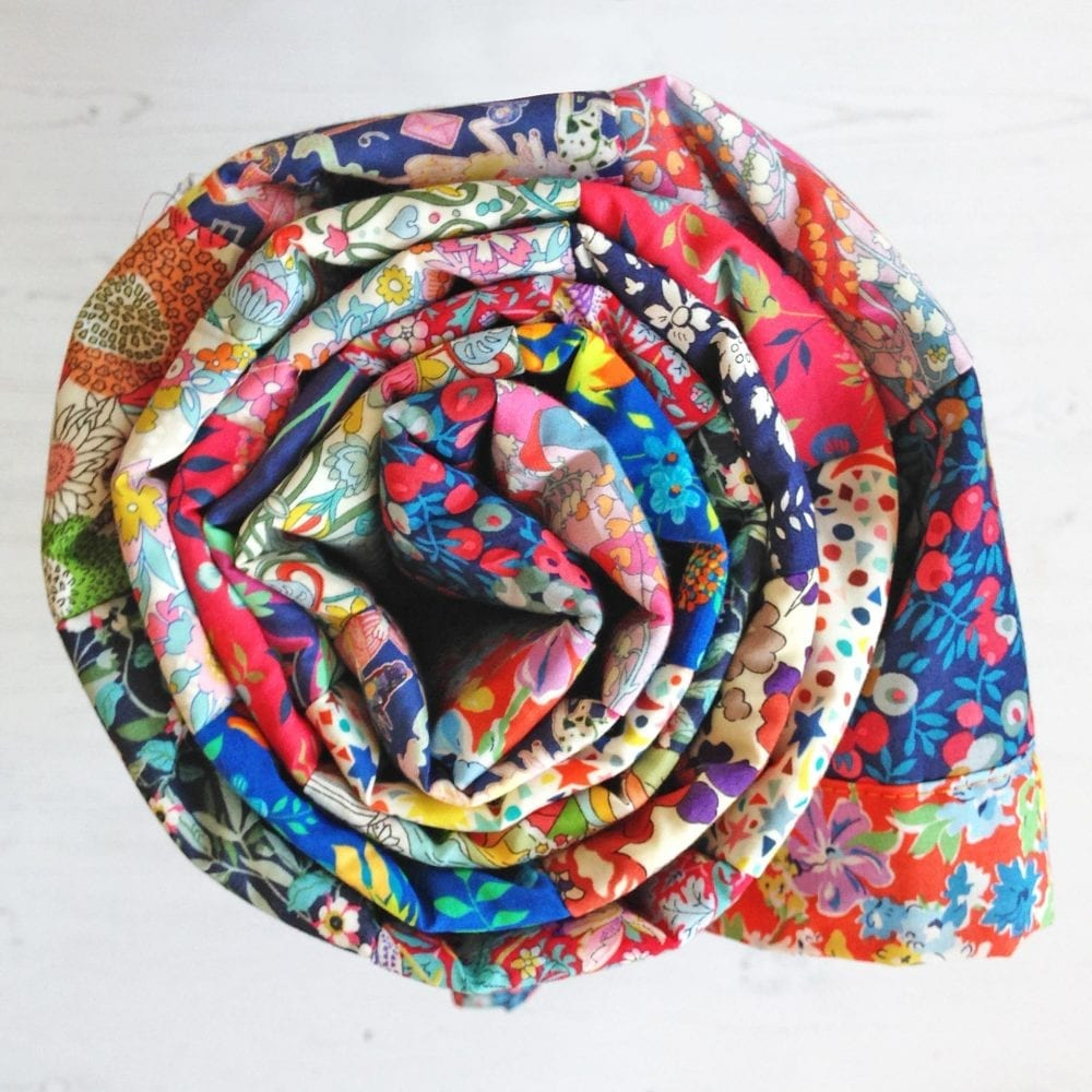 Gorgeous Liberty Quilt