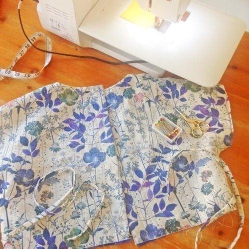 Liberty Linen Dress