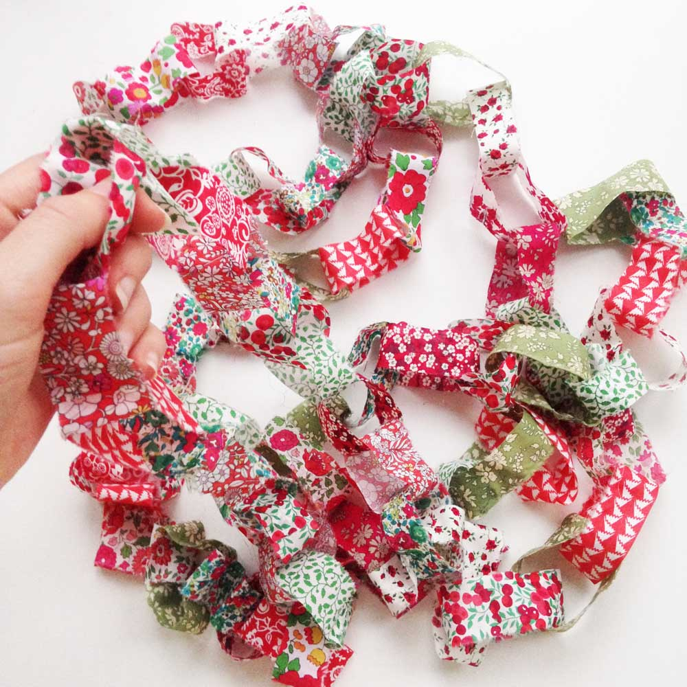 Liberty Fabric Chain
